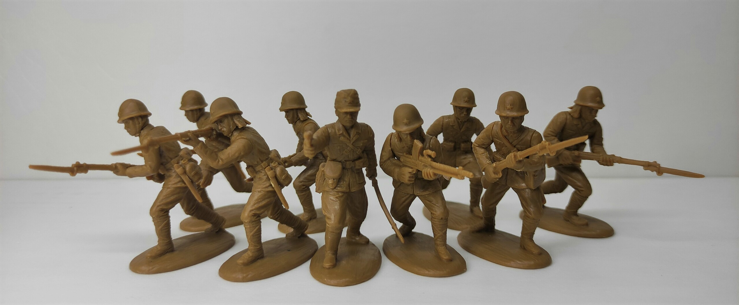 54 PWJ 01 Infantry - Rifle Section